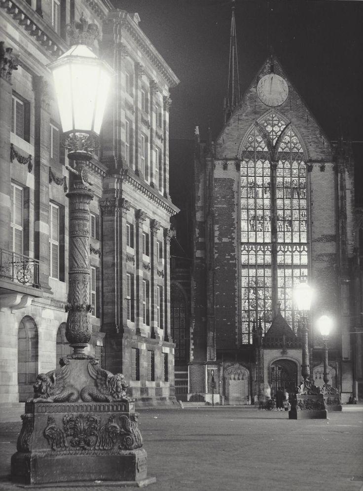 """"""" New Church """" Amsterdam, about 1952-1956. Kees Scherer"""