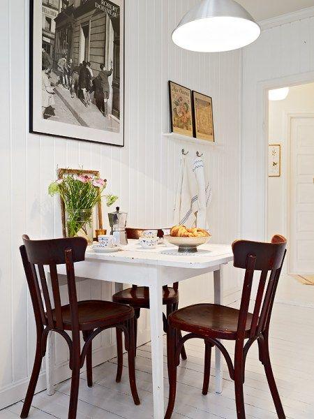 Decoracion Escandinava Rustica ~   escandinava decoraci?n en blanco c?moda antigua restaurada en blanco