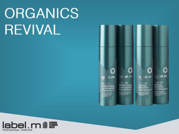 Need an organic hair revival? #organics #labelm #revival