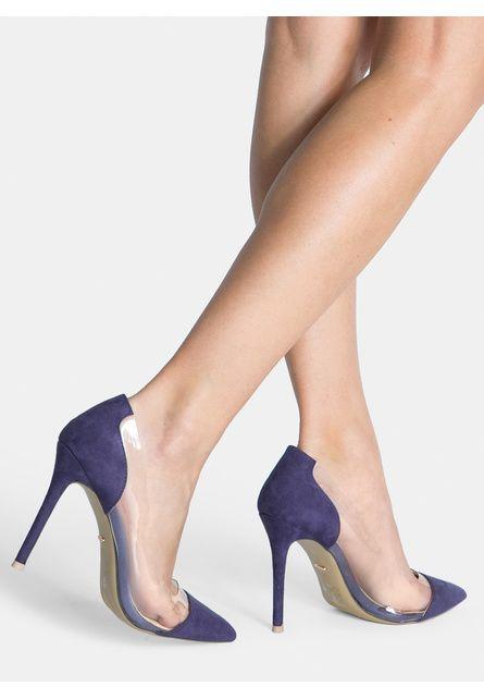 Pantofi stiletto Sabrina Mov