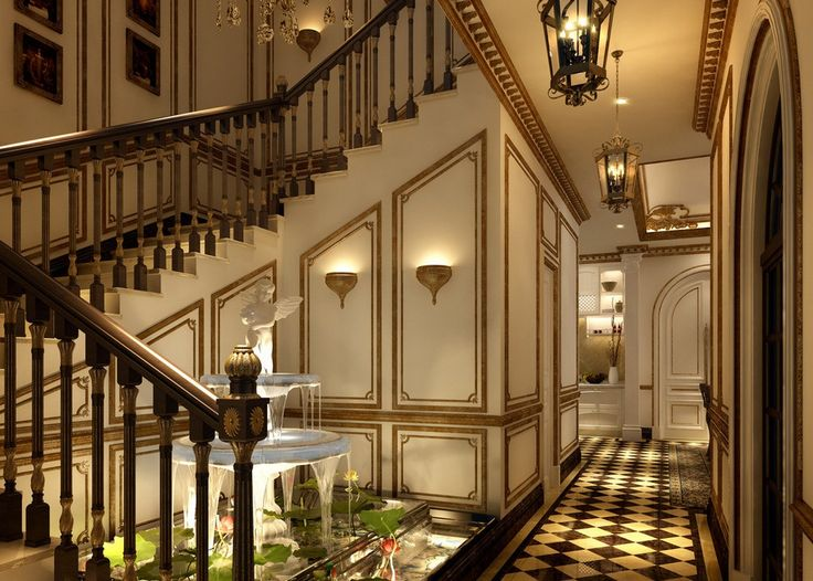 Modern Neoclassical Interior Google Search Old