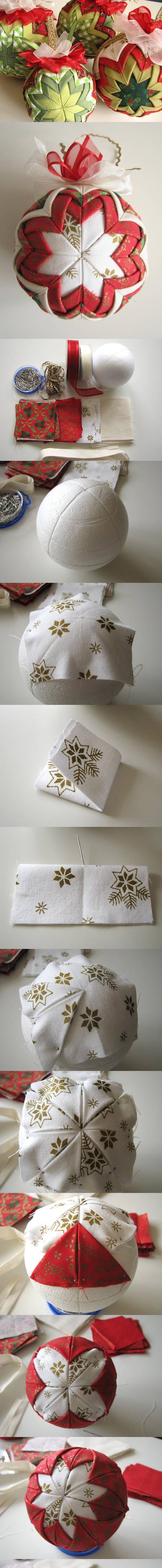 Pinned onto Christmas Board in DIY Holidays Category