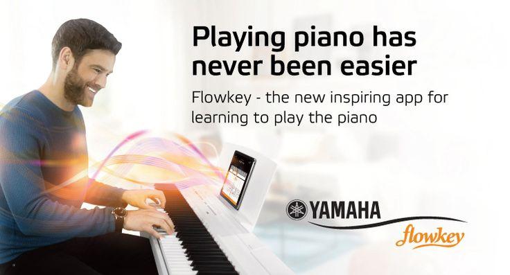Otrzymaj dostęp flowkey Premium za darmo wraz z nowym pianinem cyfrowym lub keyboardem Yamaha