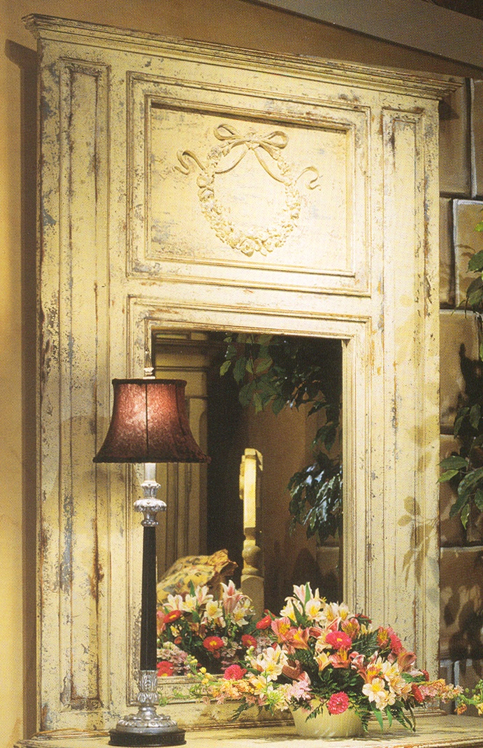 shop for habersham plantation queen antoinette trumeau and other bedroom mirrors at boyles furniture in mocksville nc shipping boxes finish placement