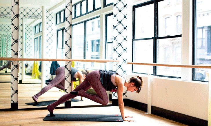 In the spirit of growing a little older and a little, er, wiser this year, we resolved to taking on a workout routine that did more than just lift our butts and carve out those deeply buried abs—one that would help us to be a touch more elegant and graceful, if you will, and, you […]