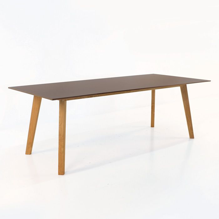 A great dining table is essential for one of the most important parts of your day. The Elements dining is a perfect example of a table that encompasses gre