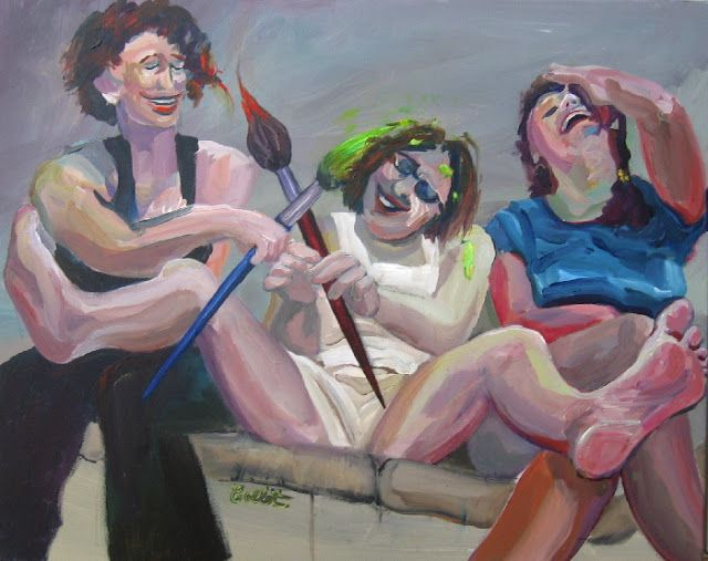 More than one - how working in groups is beneficial for artists.
