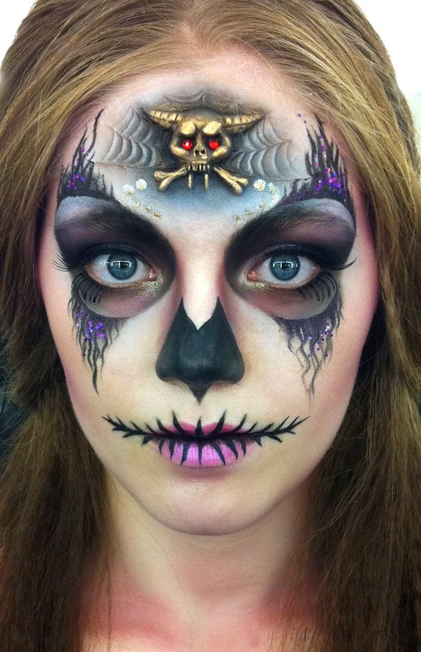 Miss Candy Skull
