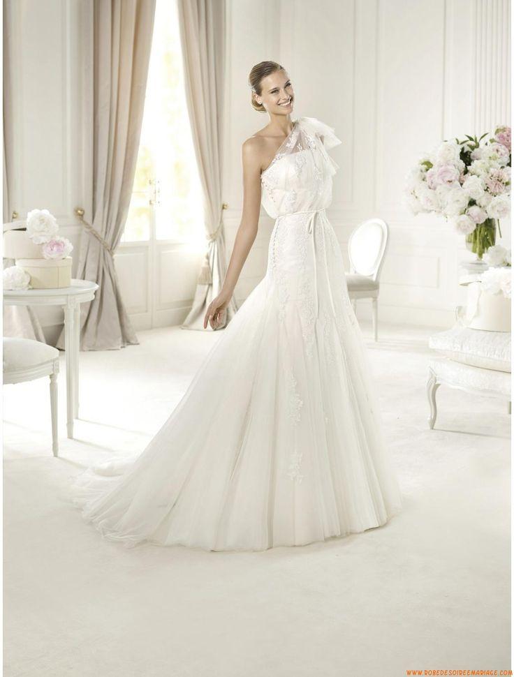 Buy Wedding Dress Pronovias Usera 2013 At Cheap Price
