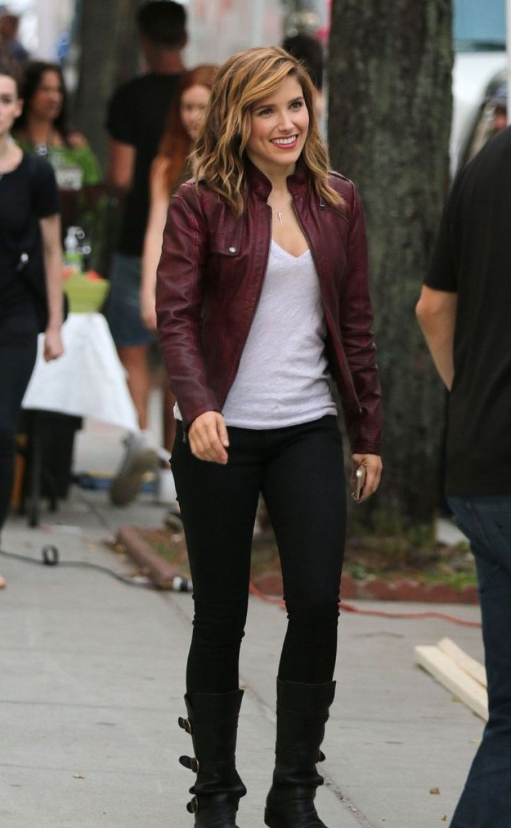 sophia bush hair 2015 chicago pd - Google Search