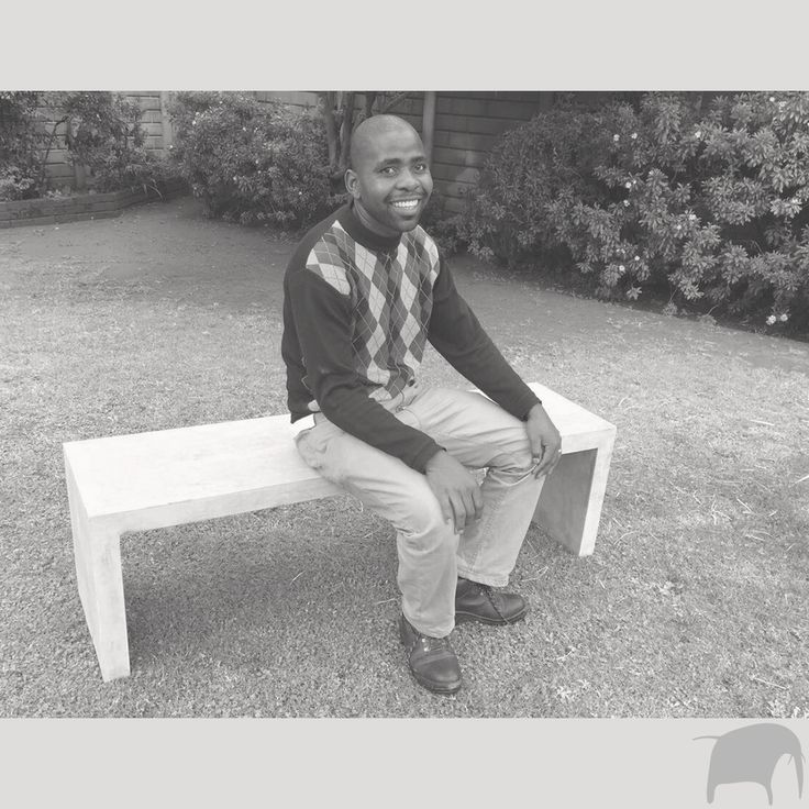 Meet Desmond Ndlovu - our new team member here at Ubeton. We're very excited to have him join us! He's an entrepreneur, experienced builder and has an eye for detail. And it feels just right that Ndlovu means elephant - as we re-brand to Ubeton, with an elephant as a logo.