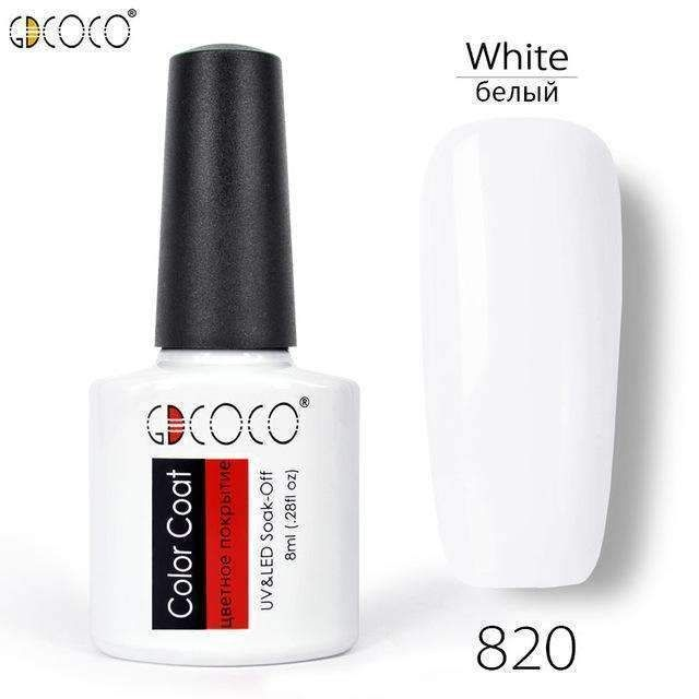 40603Canni 7.5Ml Soak Off Primer Gel,Gdcoco 8Ml Nail Polish, Base Coat,Top Coat,…