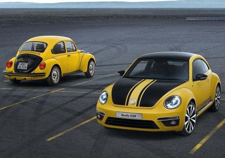 VW Beetle GSR 2013