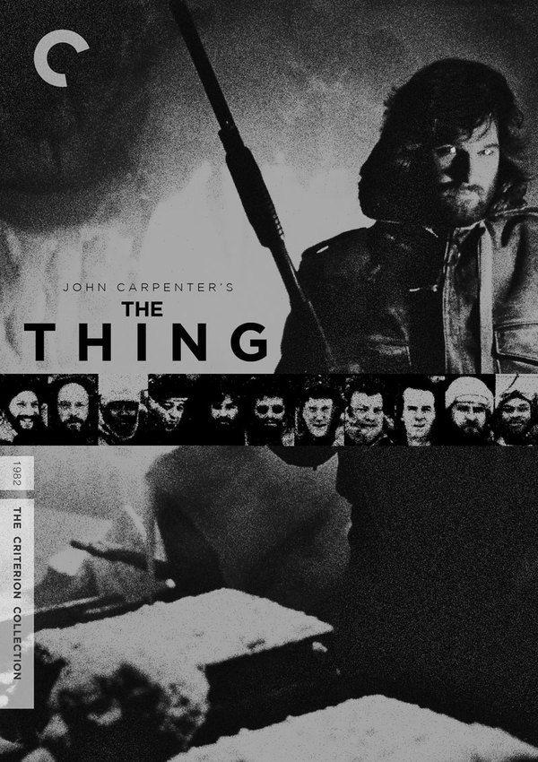 "JOHN CARPENTER'S ""THE THING"" by midnight marauder , via Behance"