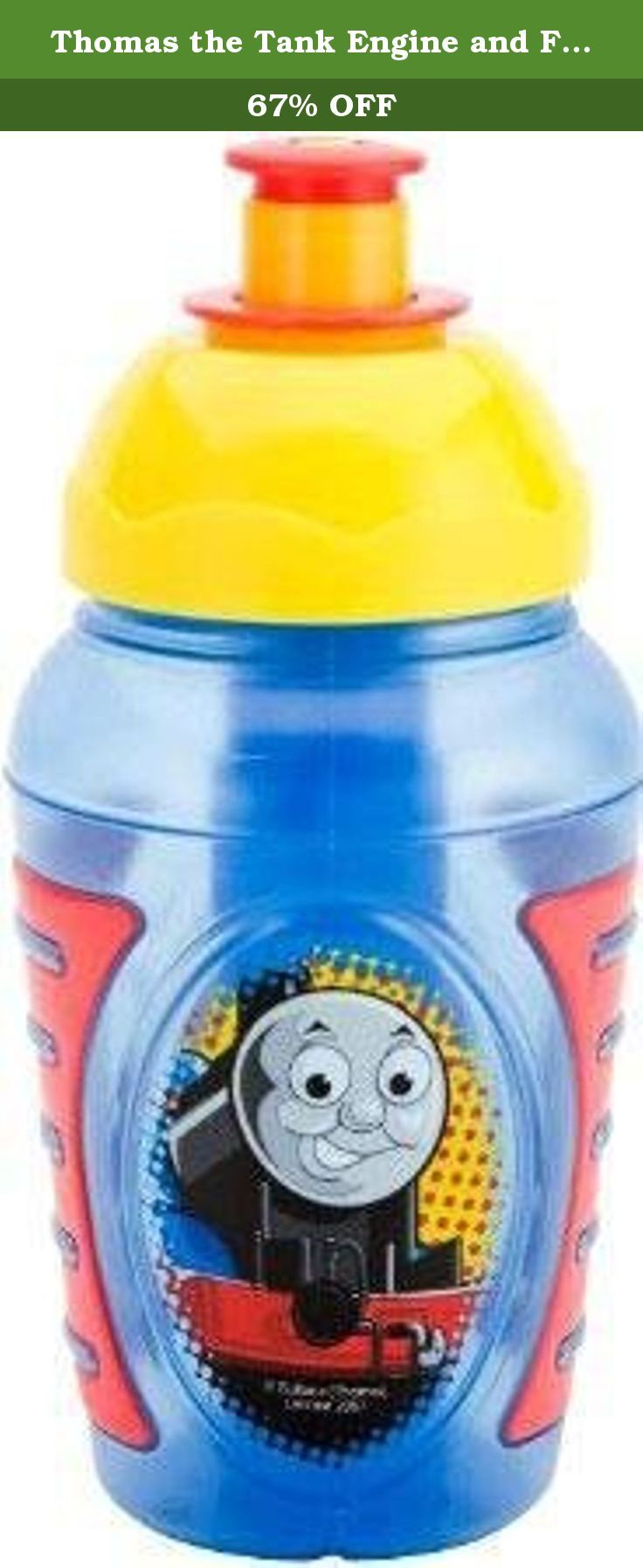 Thomas the Tank Engine and Friends EZ-Freeze Grip Sports Bottle. Thomas The Tank Engine & Friends EZ-Freeze Grip Sports Bottle by Zak!.