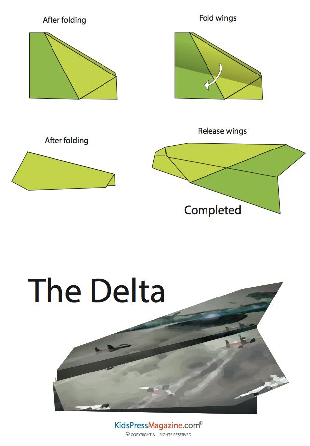 54 best Paper Airplanes images on Pinterest | Arts ...