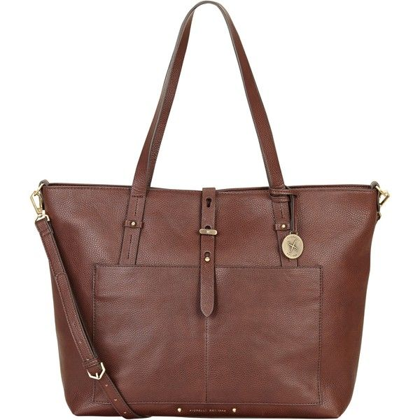 Fiorelli Austyn Tote Bag , Chestnut (82,465 KRW) ❤ liked on Polyvore featuring bags, handbags, tote bags, chestnut, fiorelli, fiorelli purses and fiorelli handbags