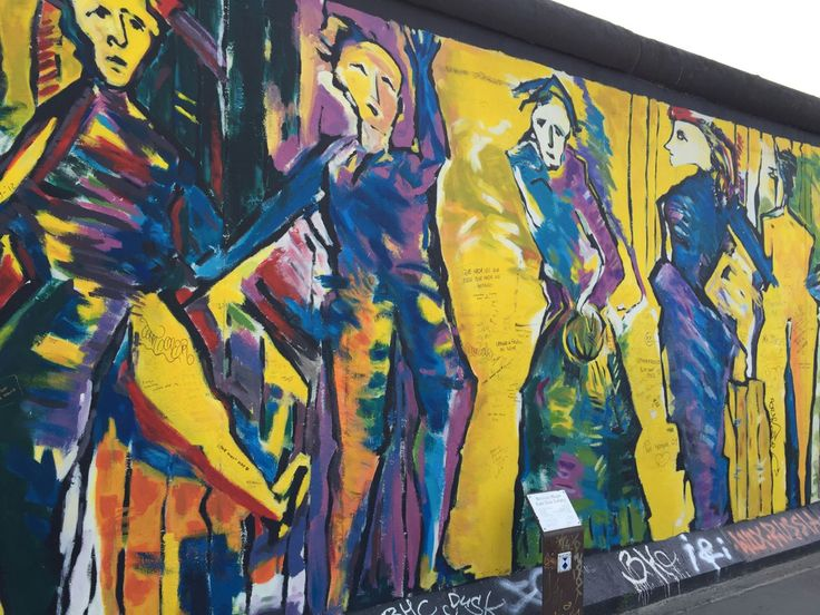 128 best Make a Message and Keep Building Berlin Wall Art images on ...