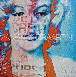 As the name implies, pop art in all its facets. Bright colorful designs on plexiglass, combinations between photography and unique oil,- and acrylic paints on canvas. For more collections check www.cobraart.nl Many different sizes possible. plexi poster acryl plexiglas kunst schilderijen art fotografie photography galerij gallery foto poster