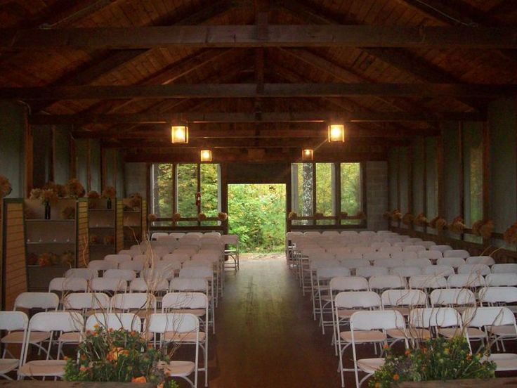 Affordable New Hampshire Wedding Venues - Camp Starfish