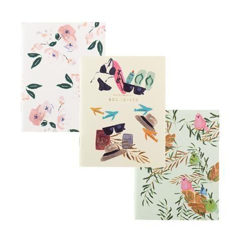 Pocket notebooks by NUNUCO® #notebook #nunucodesign