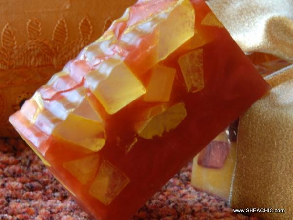 APPLE  BRULEE Apple Clove Soap