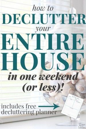 4015 best decluttering my 1 goal lol images on pinterest organization ideas organizing - Important thing consider decluttering ...