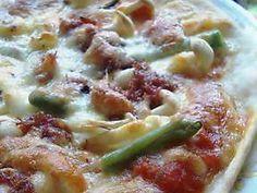 簡単絶品♪ クリスピーピザの画像