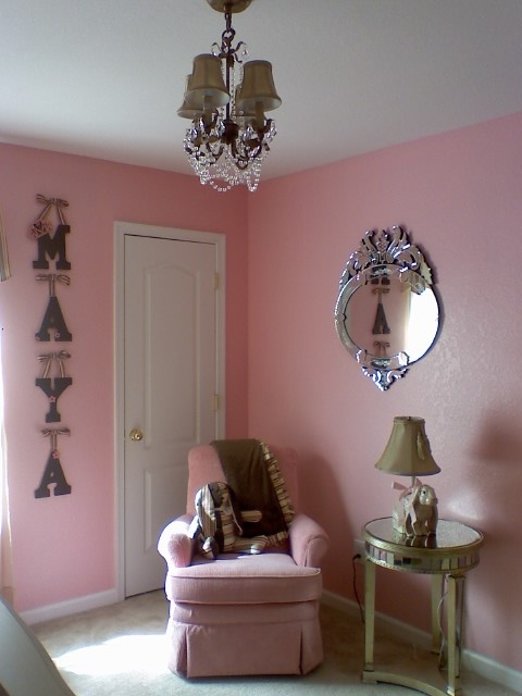 Maya Maries Pink Brown Nursery New Pictures Added