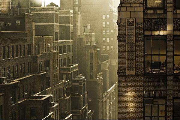 Walls and Bricks=NYC Midtown!