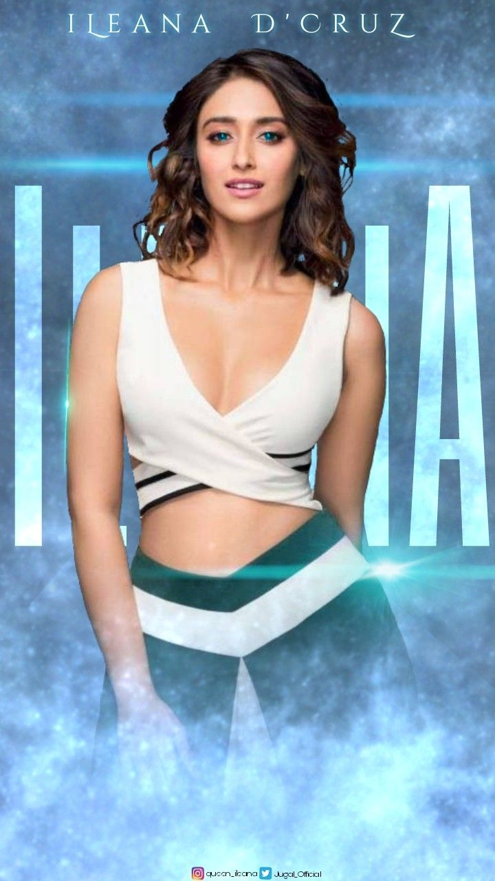 Ileana Dcruz Mobile Wallpaper By Me Follow At Queenileana On
