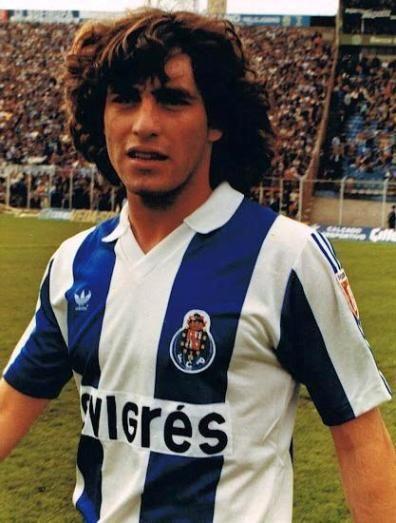 Paulo Futre (FC Porto).