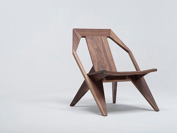 "Chair ""Medici"" by Konstantin Grcic for Mattiazzi."