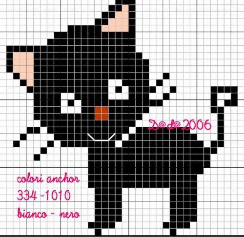 volevo un gatto nero...