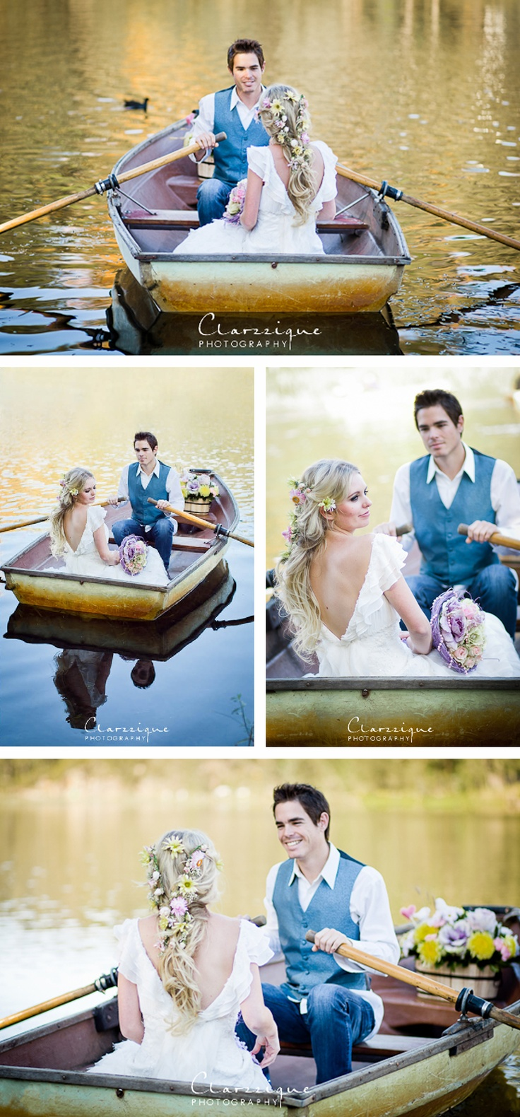 Tangled inspired boat! How romantic! Can you imagine being proposed to like this :)