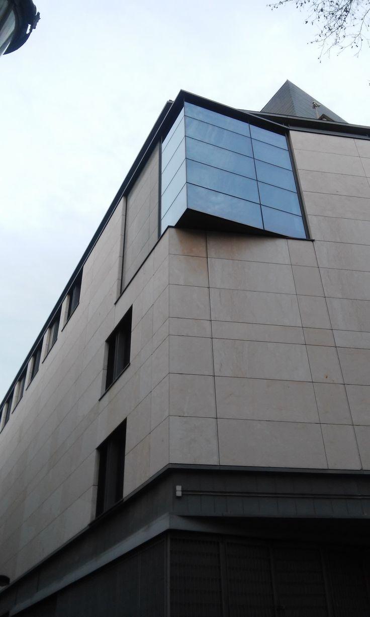 Grand Teatre del Liceu - extension