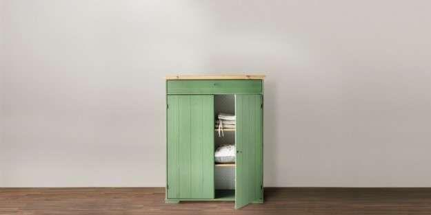 Catalogo Ikea cucine 2015 - Mobile verde