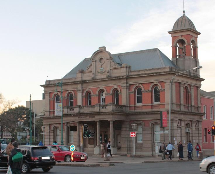 Red brick architecture of Pietermaritzburg