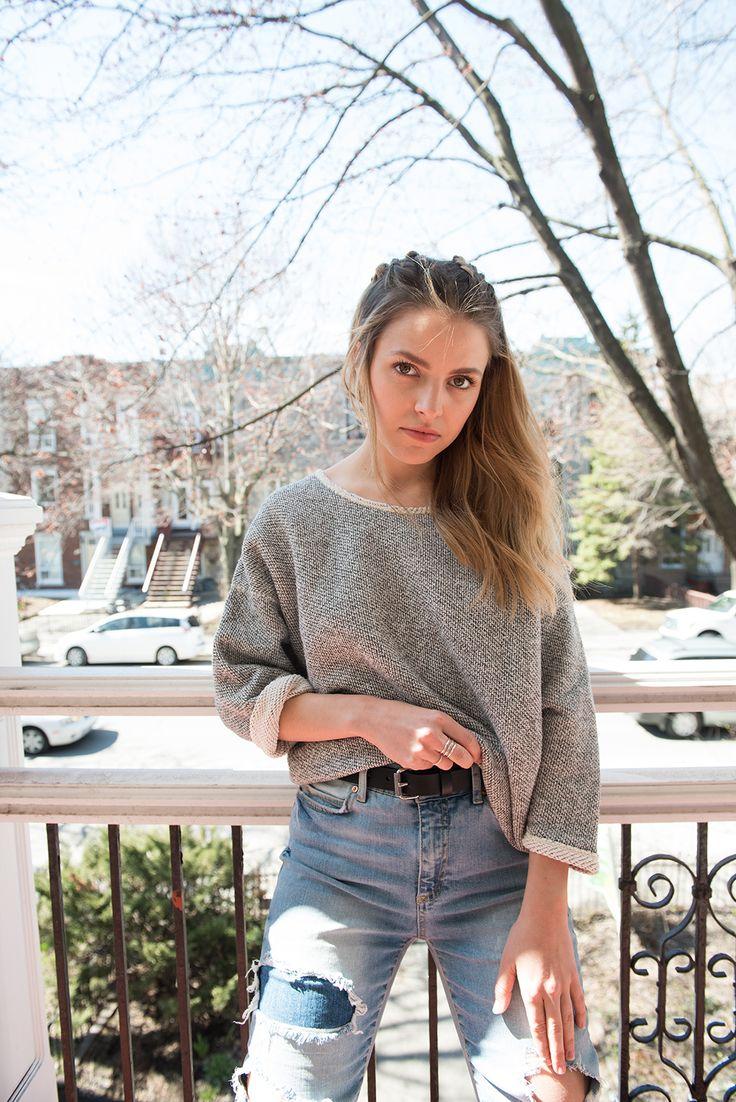 Day 116: Sarah-Jeanne Labrosse http://en.louloumagazine.com/fashion/style-challenges/366-days-of-looks-2016-quebec/ / Jour 116: Sarah-Jeanne Labrosse http://fr.louloumagazine.com/mode/defis-de-style/366-jours-de-looks-2016-2/