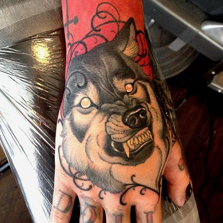 Tattoo done byHåkan Hävermark. @hakancrookedmoon