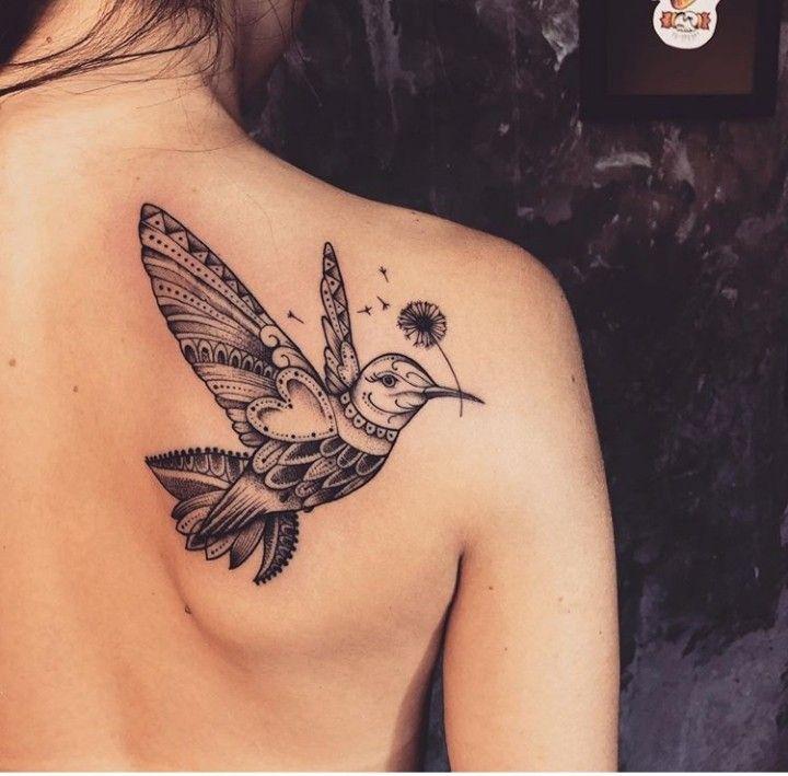 Pin De Mayaara Sousa En Ideias De Tatuagens Tatuajes De Colibris Tatuaje De Mariposa En El Hombro Tatuajes Colibri
