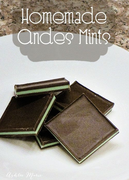 one of the most popular recipes on my site this full tutorial for andes mints is one I love making every year