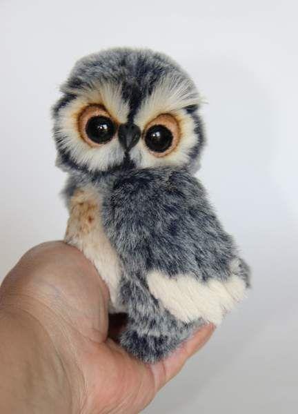 owlet Mi By Averina Olesya - Bear Pile