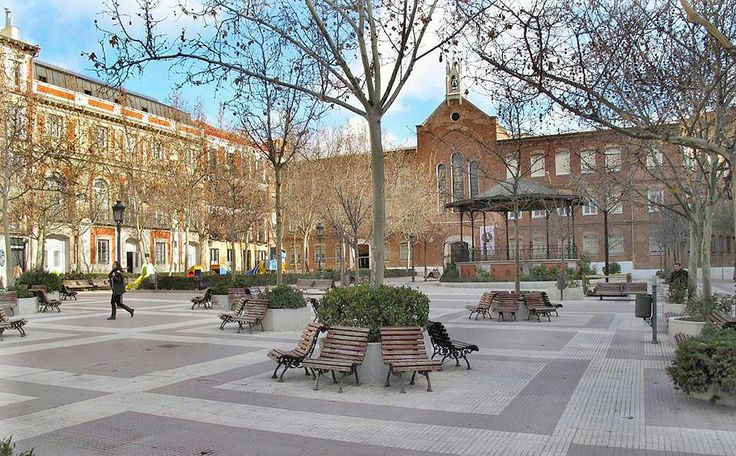 Plaza de Chamberí