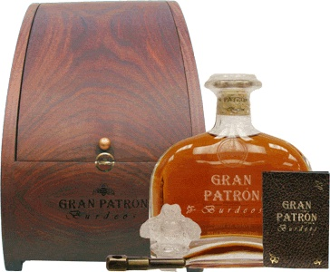 Gran Patron Burdeos Anejo Tequila