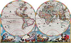 De atlas Major Gouden eeuw