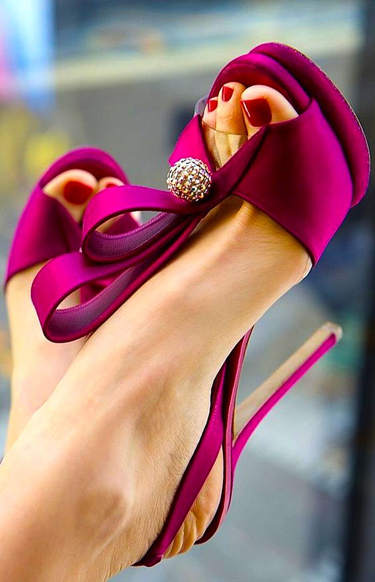 Great Shoes...Great Color!