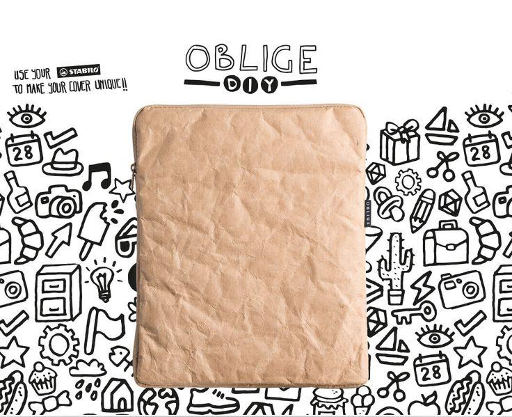 Etui na tablet Avana - Oblige dostępne na fabrykaform.pl