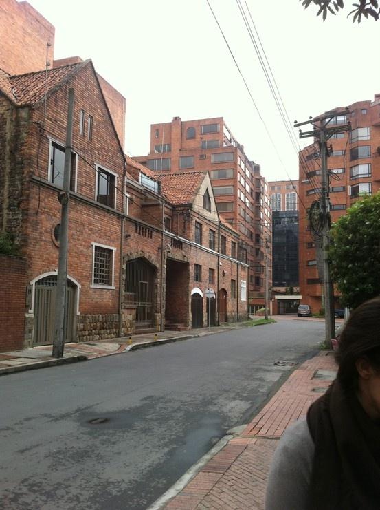 Bogotá Columbiaña
