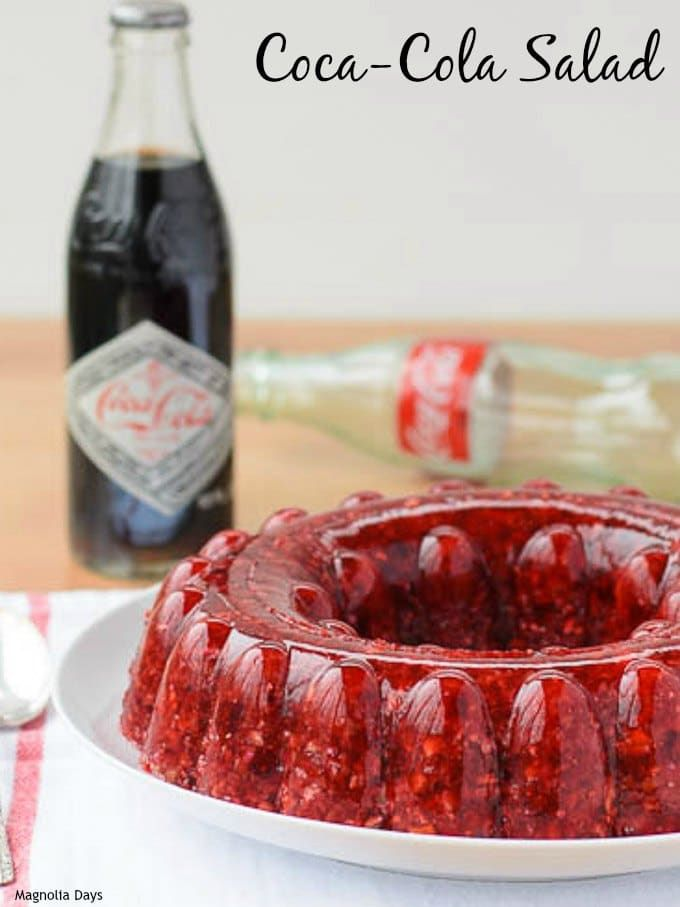 Coca-Cola Salad   Magnolia Days